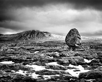 BETWEEN A ROCK AND A HARD PLACE by Neil Hulme