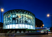 London Imax by Anthony Smith